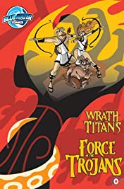 Wrath of the Titans: Force of Trojans #0