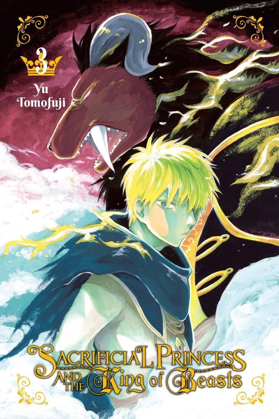 Sacrificial Princess and the King of Beasts Vol. 3