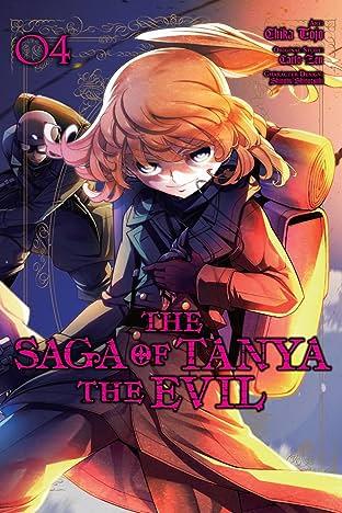 The Saga of Tanya the Evil Vol. 4