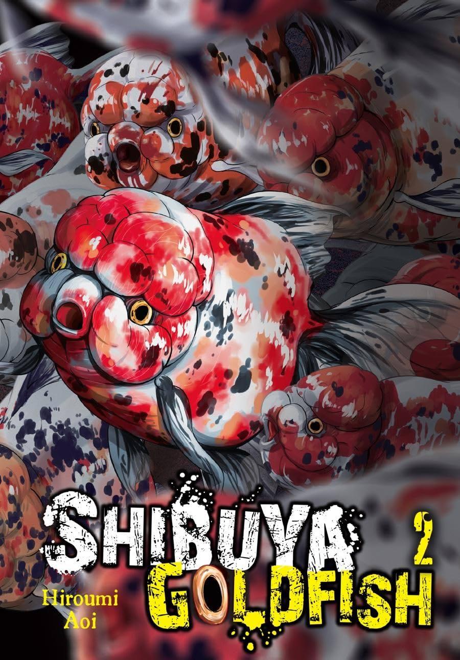 Shibuya Goldfish Tome 2