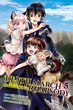 Death March to the Parallel World Rhapsody Tome 5