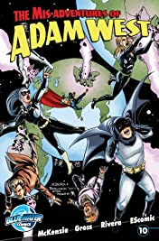 Mis-adventures of Adam West: Ongoing #10