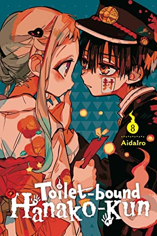 Toilet-bound Hanako-kun Vol. 8