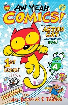 Aw Yeah Comics! #1