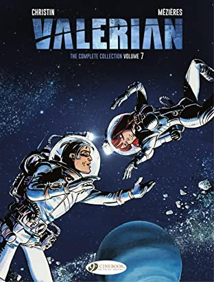 Valerian-The Complete Collection Vol. 7