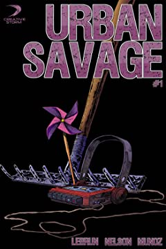 Urban Savage No.1