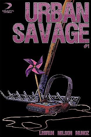 Urban Savage #1