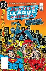 Justice League of America (1960-1987) #221