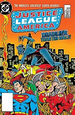 Justice League of America (1960-1987) No.221