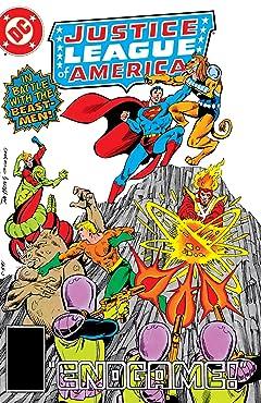 Justice League of America (1960-1987) No.223