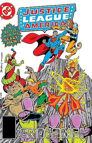 Justice League of America (1960-1987) #223