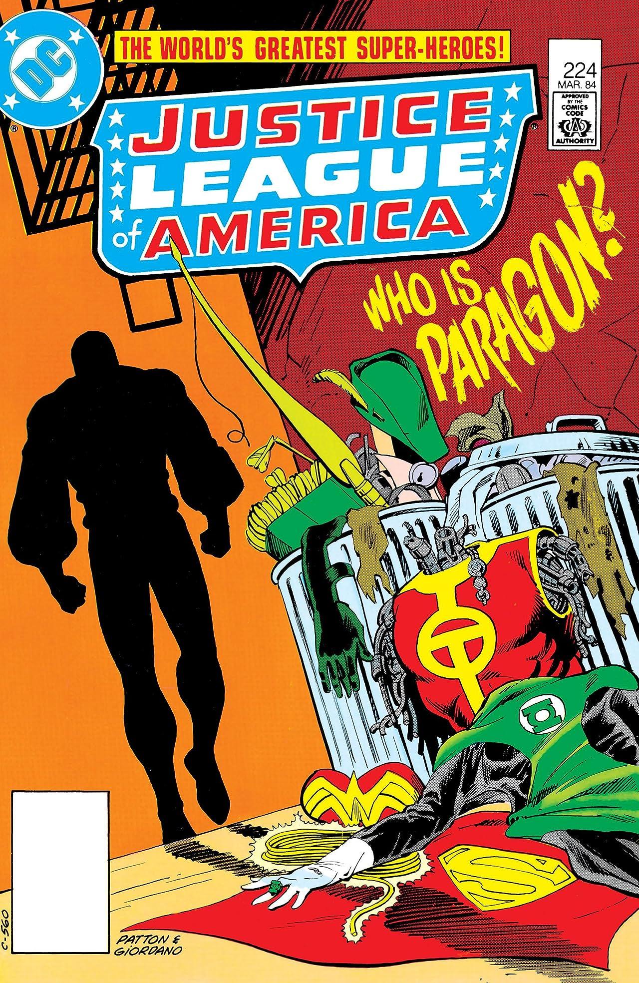 Justice League of America (1960-1987) #224