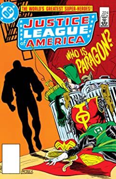 Justice League of America (1960-1987) No.224