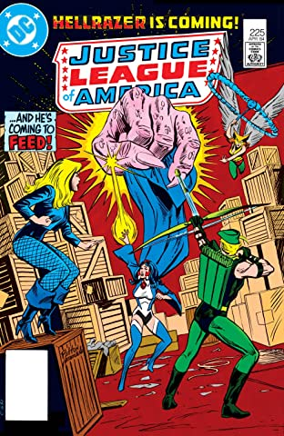 Justice League of America (1960-1987) #225
