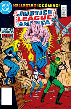 Justice League of America (1960-1987) No.225