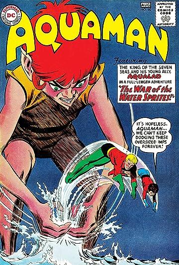 Aquaman (1962-1978) #10