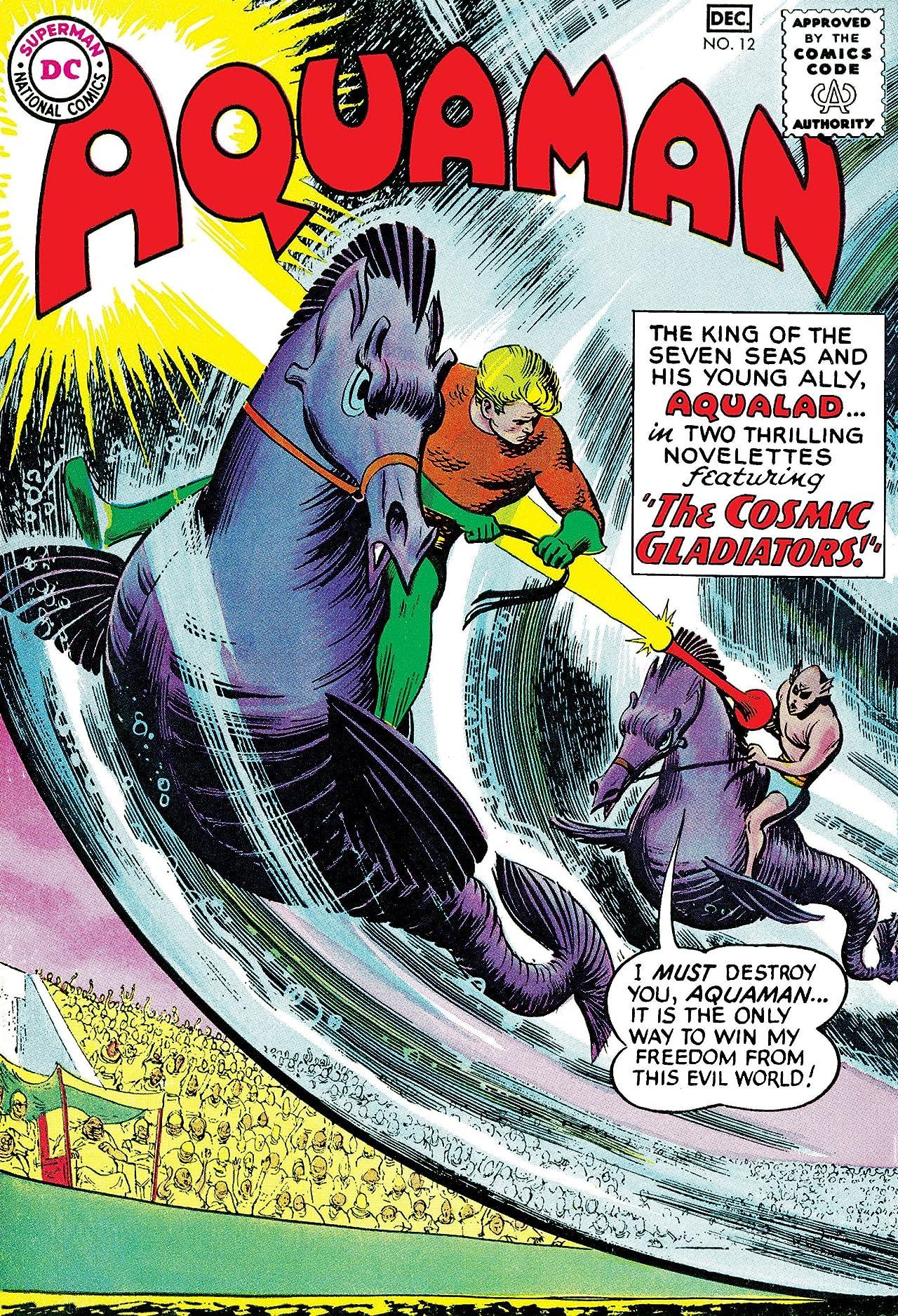 Aquaman (1962-1978) #12