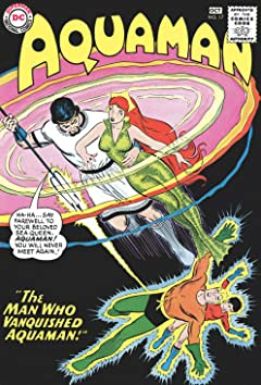 Aquaman (1962-1978) No.17