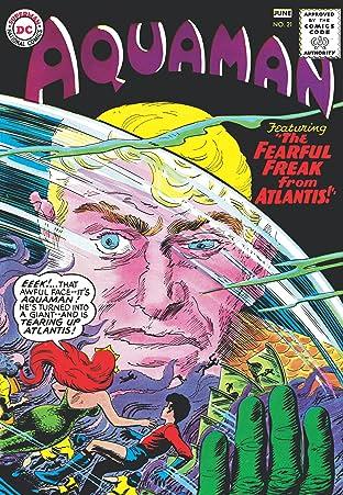Aquaman (1962-1978) #21
