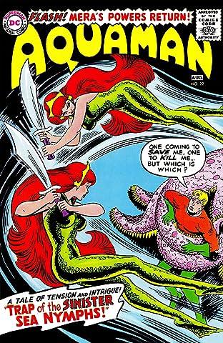 Aquaman (1962-1978) #22
