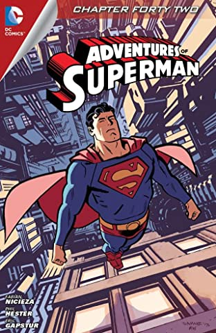 Adventures of Superman (2013-2014) #42
