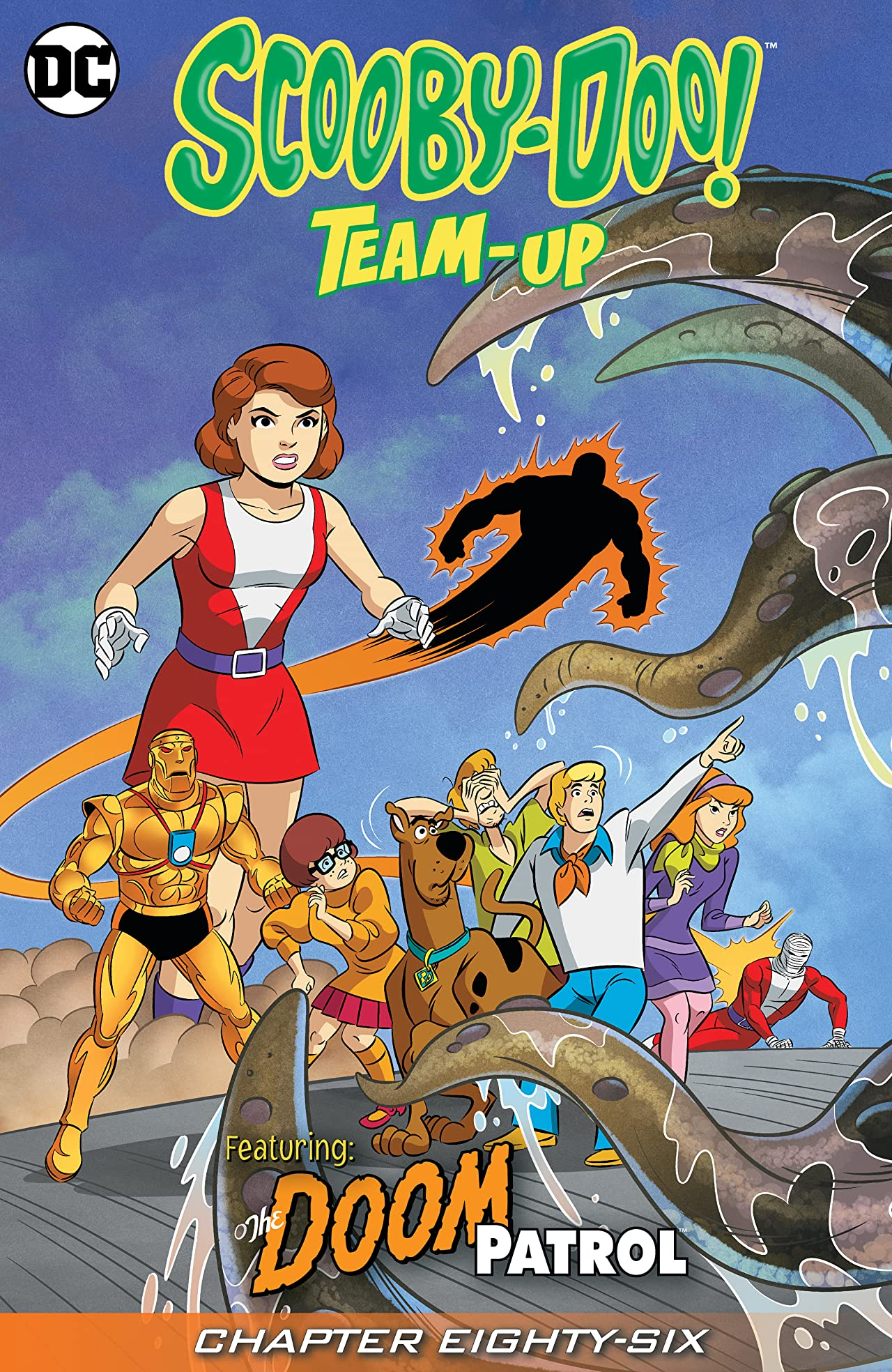 Scooby-Doo Team-Up (2013-) #86