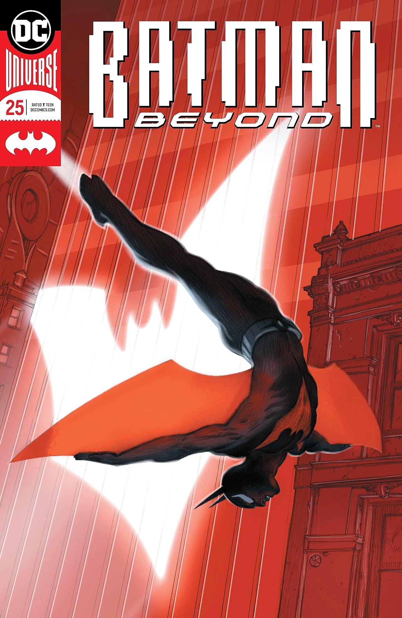 Batman Beyond (2016-) No.25