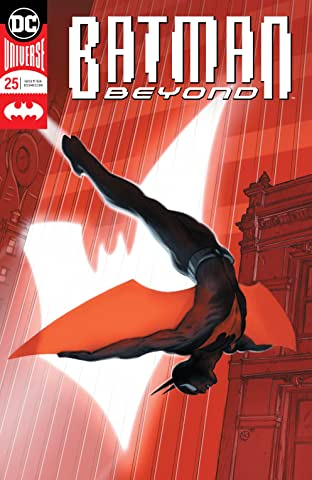 Batman Beyond (2016-) #25