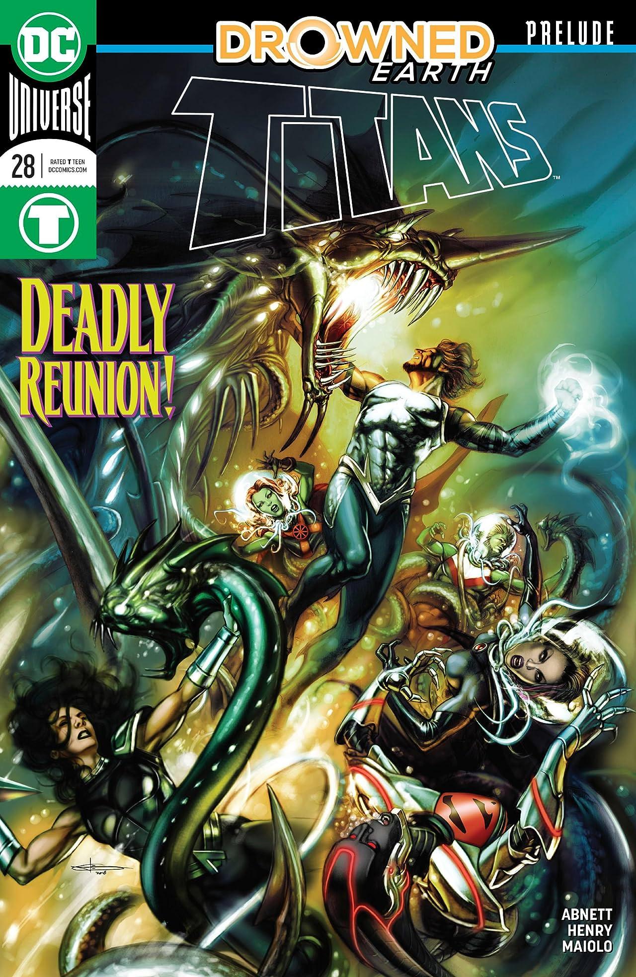 Titans (2016-) #28