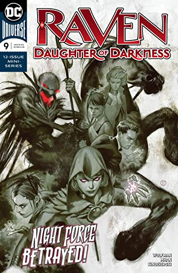 Raven: Daughter of Darkness (2018-) #9