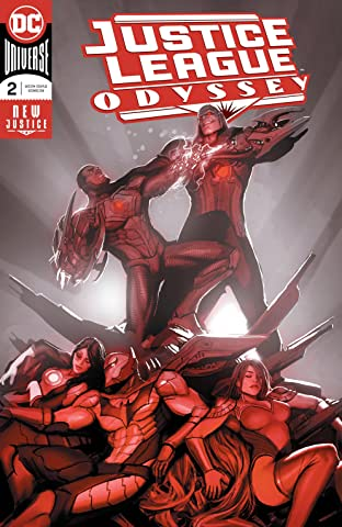 Justice League Odyssey (2018-) No.2