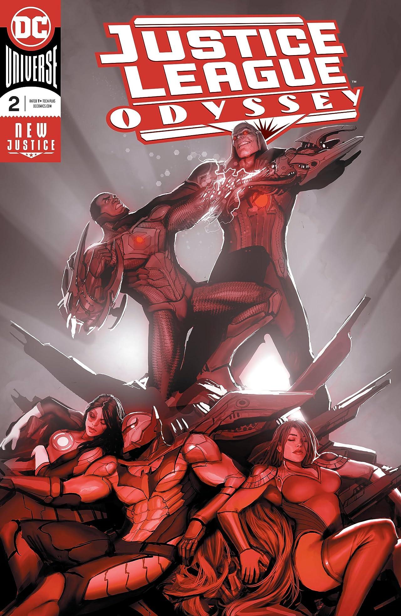 Justice League Odyssey (2018-) No.2