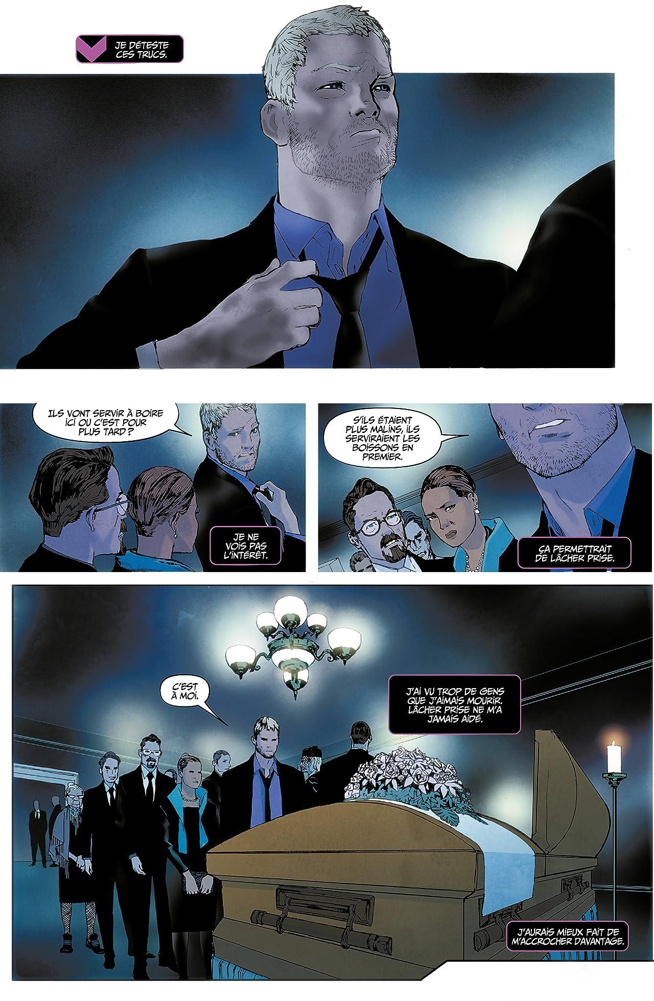 Tales of Suspense : Hawkeye et le Soldat de L'Hiver