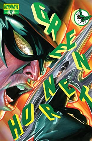 Kevin Smith's Green Hornet No.9