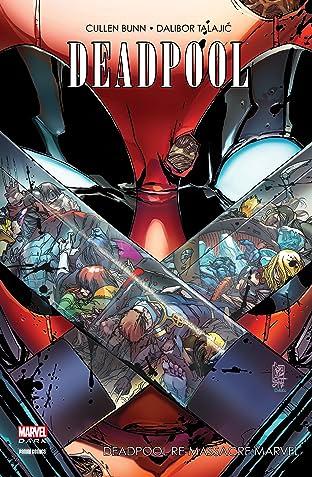 Deadpool re-massacre Marvel