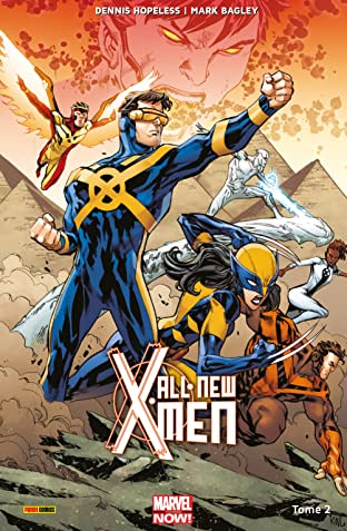 All-New X-Men Vol. 2: Les guerres d'Apocalypse
