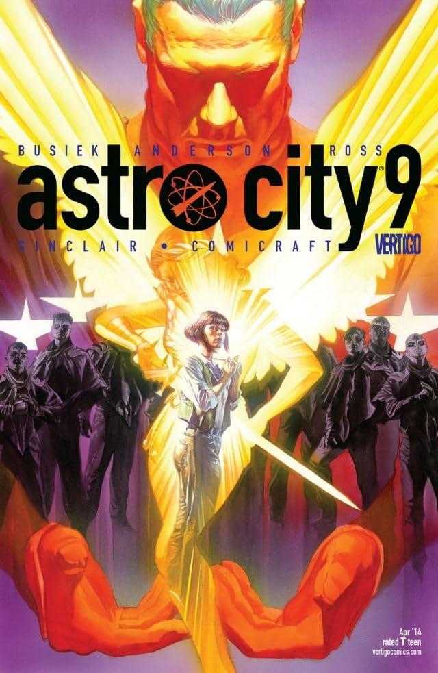 Astro City (2013-) #9