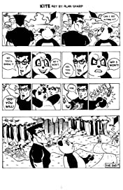 Mr. Teacher and Panda #3