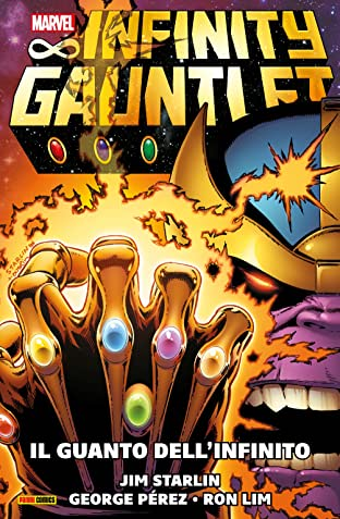 Infinity Gauntlet: Il Guanto Dell'Infinito