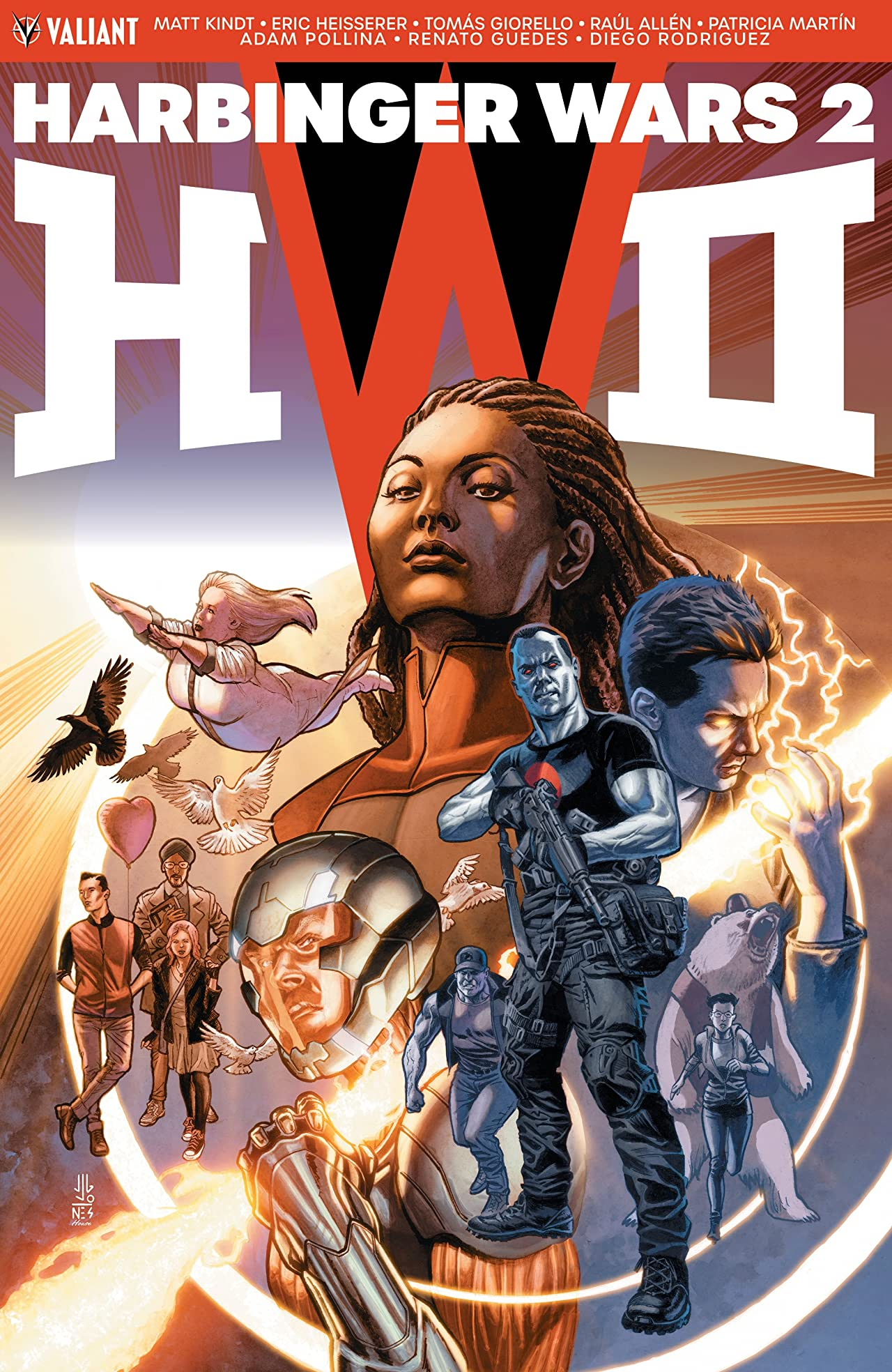 Harbinger Wars 2