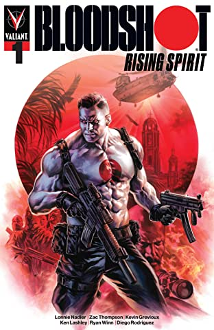 Bloodshot Rising Spirit No.1
