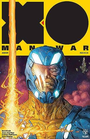 X-O Manowar (2017) #21