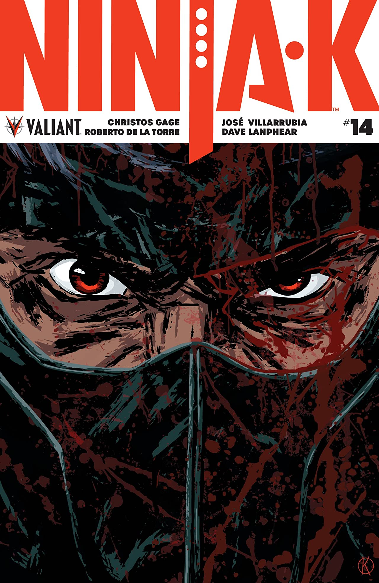 Ninja-K #14
