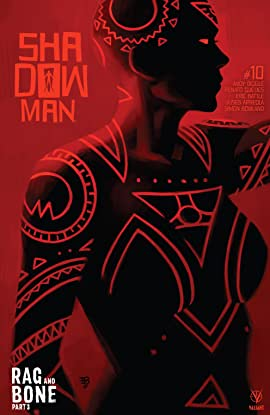 Shadowman (2018) #10