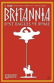Britannia: Lost Eagles of Rome Vol. 3