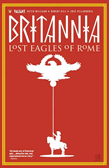 Britannia: Lost Eagles of Rome Tome 3