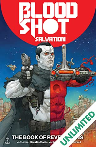 Bloodshot Salvation: The Book of Revelations Vol. 3