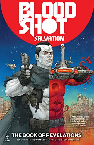 Bloodshot Salvation: The Book of Revelations Tome 3