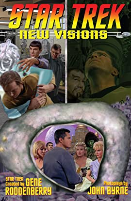 Star Trek: New Visions Vol. 8