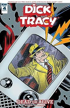 Dick Tracy: Dead or Alive No.4 (sur 4)